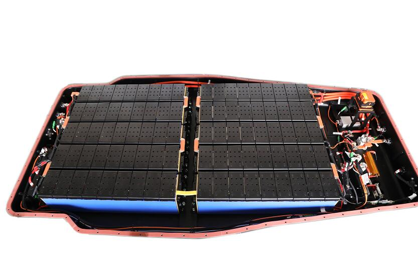 Battery pack for electric vehicle
